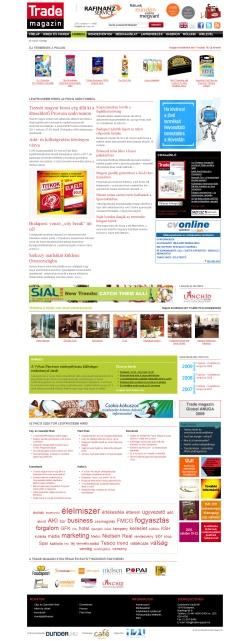Új trademagazin.hu - született 2010.10.11.