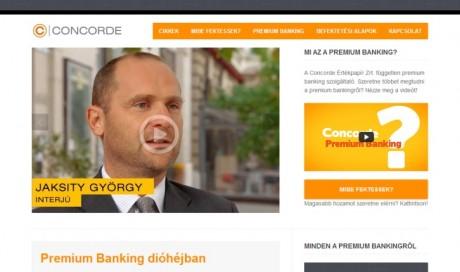 Concorde Premium Banking