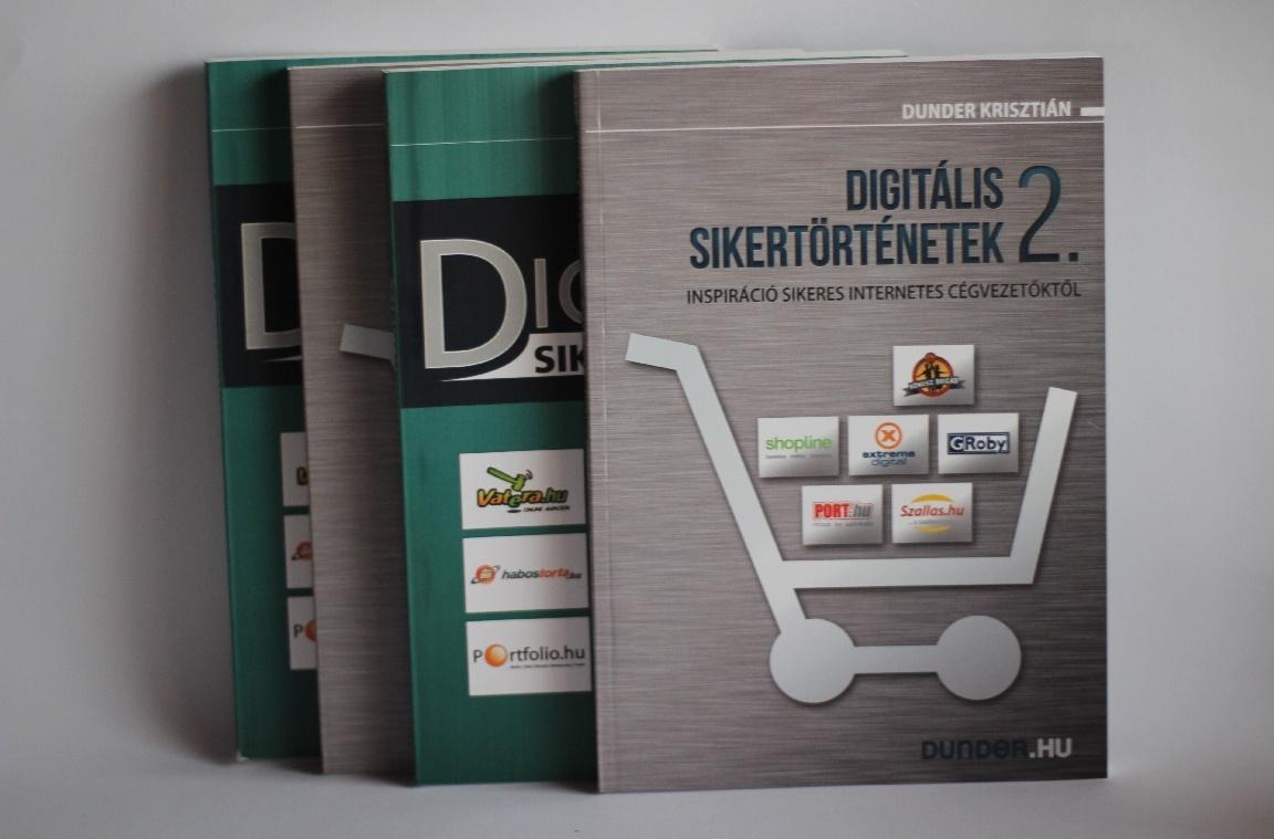 Dunder Krisztián: Digitális sikertörténetek 2+2